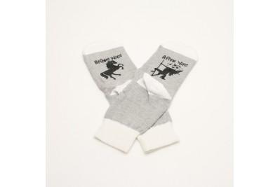 Socks Wine Unicorn